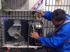 松岗空调维修安装保养知识