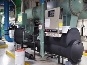 螺杆式水冷机组的故障分析与处理