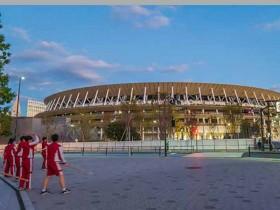 日本新国家体育场内冷水机组采用R1224yd制冷剂