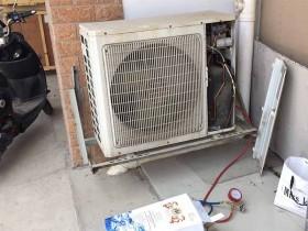 深圳沙井空调加氟电话、空调加氟价格标准