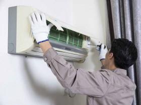 空调室外机不清洗,效果差且耗电多