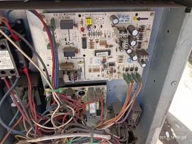 格力5P风管机更换电路板
