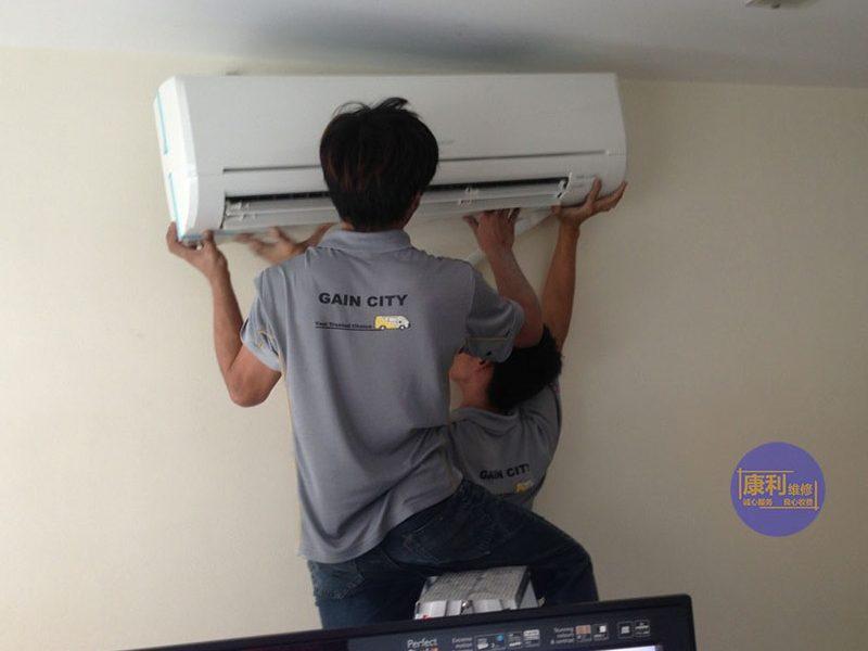 松岗空调安装收费