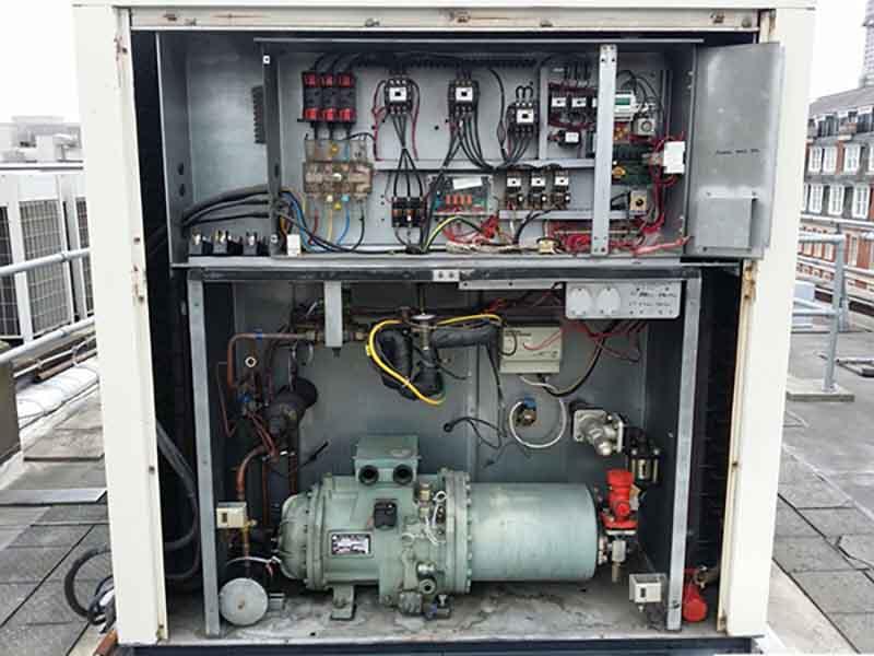沙井冷水机维修