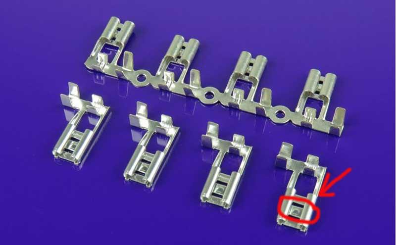 空调电容接线端子