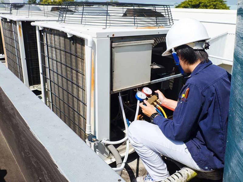 中央空调检修