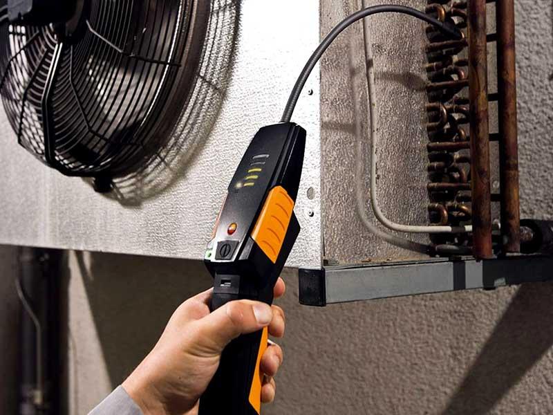 空调制冷剂泄漏检测
