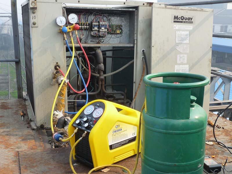 制冷剂回收