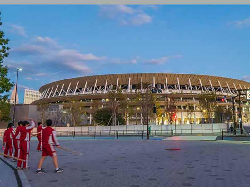 日本新国家体育馆