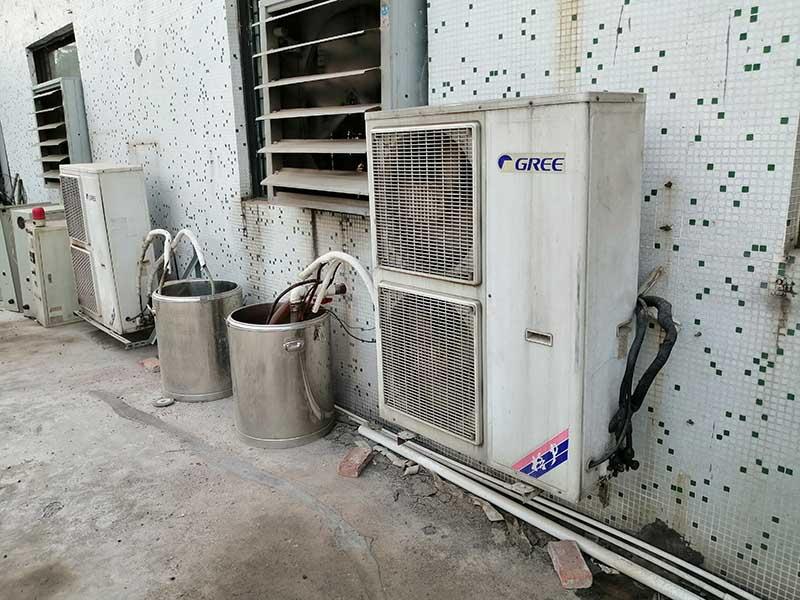 空调改造冷水机
