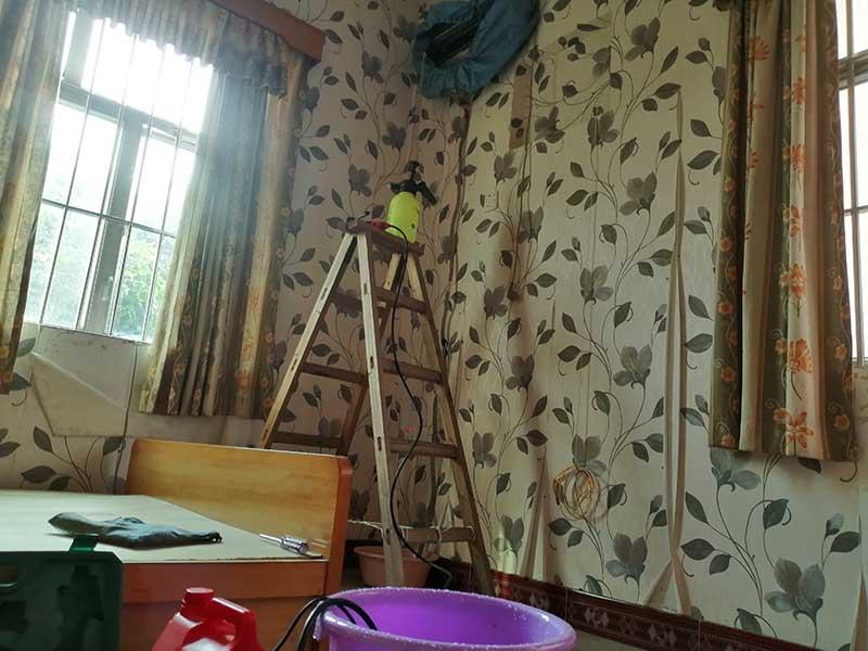 空调挂机清洗